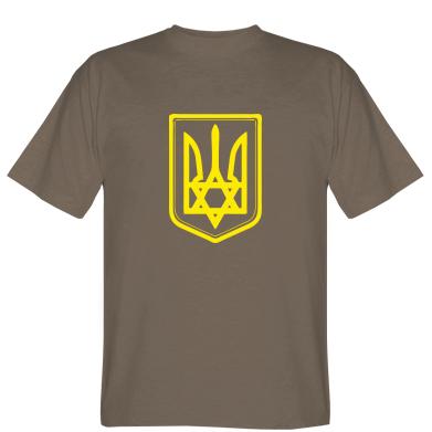 Футболка Зірка Давида+герб