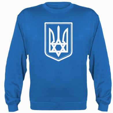 Купить Реглан Звезда Давида+герб