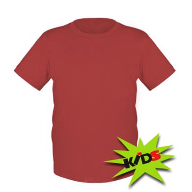 Купити Дитяча футболка 4x4