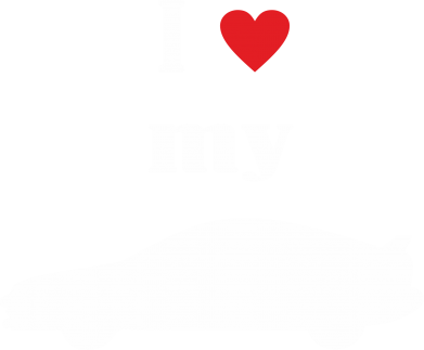 Купити Камуфляжна футболка I love my car
