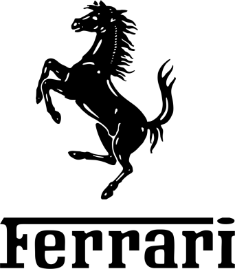 Купити Фартуx логотип Ferrari