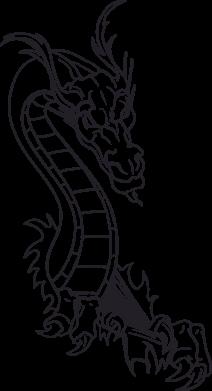 Купити Кружка 320ml Дракончик