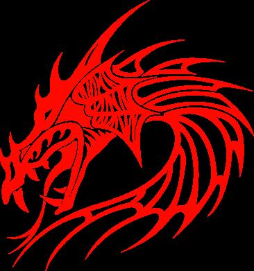 Купити Килимок для миші Dragon