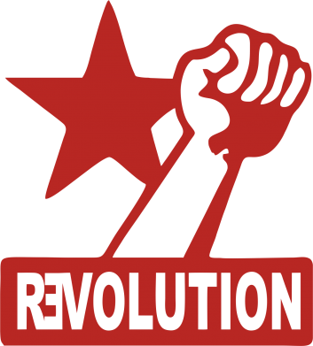Купити Наклейка Revolution