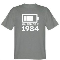 Футболка 1984