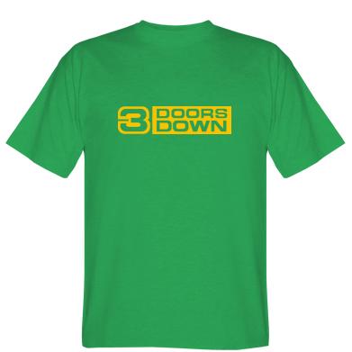 Футболка 3 Doors down