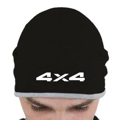 Купити Шапка 4x4