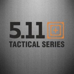 Наклейка 5.11 Tactical Series