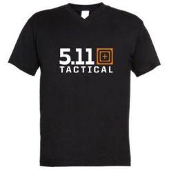 Купити Чоловіча футболка з V-подібним вирізом 5.11 tactical