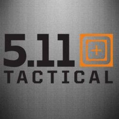 Наклейка 5.11 tactical