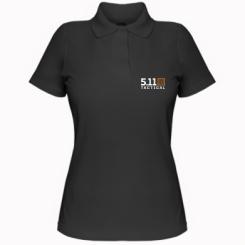 Купити Жіноча футболка поло 5.11 tactical