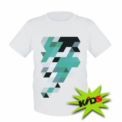 Дитяча футболка Abstraction