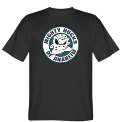 Футболка Anaheim Mighty Ducks Logo