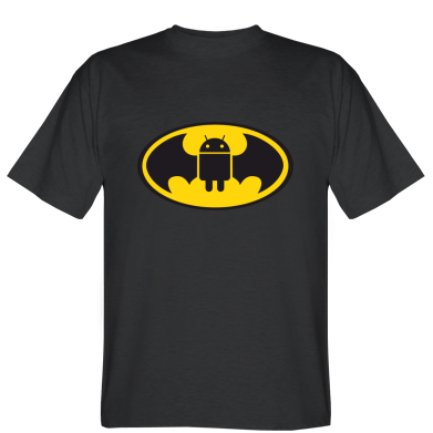 Футболка Android Batman