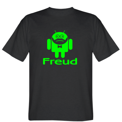 Футболка Android Freud