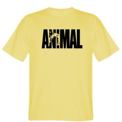 Футболка Animal Powerlifting