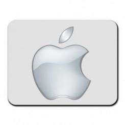 Килимок для миші Apple Silver