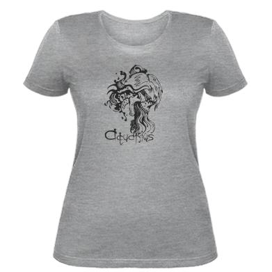 Купити Жіноча футболка Aquarius (Водолій)