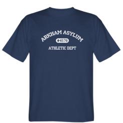 Футболка Arkham Asylum
