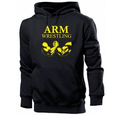Толстовка Arm Wrestling