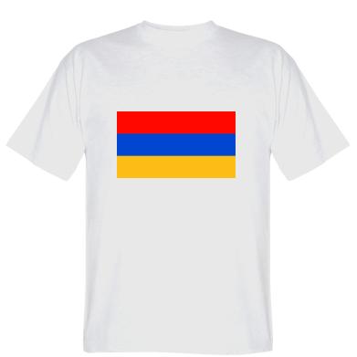 Футболка Вірменія