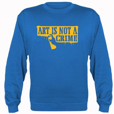 Реглан Art is not crime