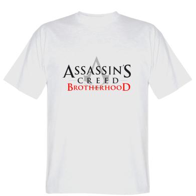 Футболка Assassin's Creed Brotherhood
