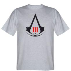 Футболка Assassin's Creed lll