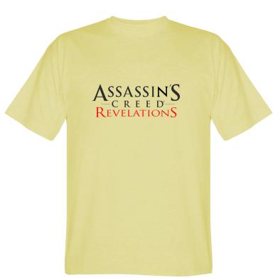 Футболка Assassin's Creed Revelations