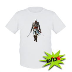 Дитяча футболка Assassin