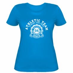Жіноча футболка Athletic Team