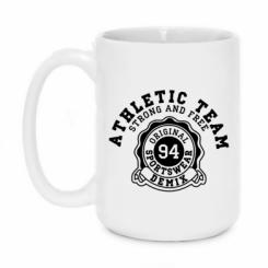 Кружка 420ml Athletic Team