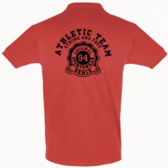 Футболка Поло Athletic Team