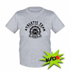 Дитяча футболка Athletic Team