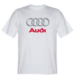 Футболка Audi 3D Logo