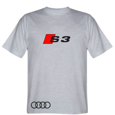 Футболка Audi S3