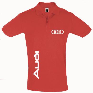 Футболка Поло Audi Sport