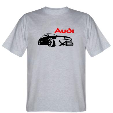 Футболка Audi Turbo