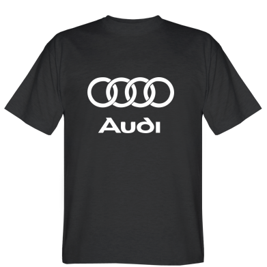 Купити Футболка Audi