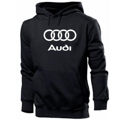 Купити Толстовка Audi