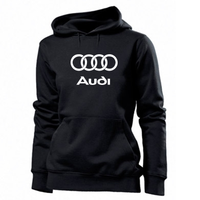 Купити Толстовка жіноча Audi