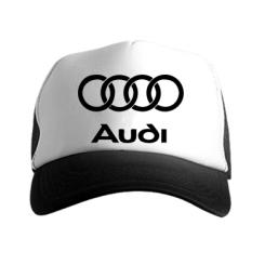 Купити Кепка-тракер Audi