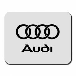 Купити Килимок для миші Audi