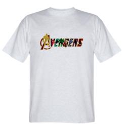 Футболка Avengers Comics