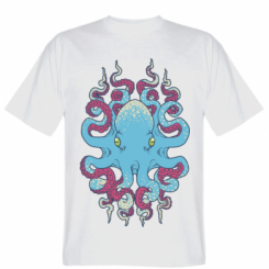 Футболка Awesome octopus
