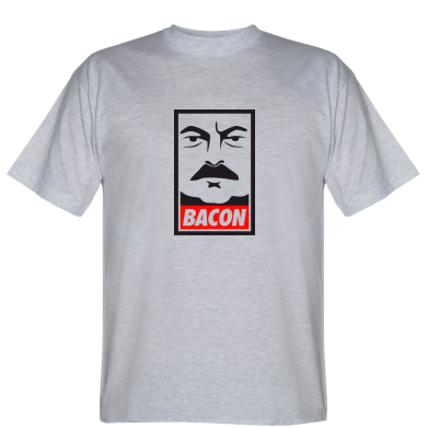 Футболка Bacon OBEY