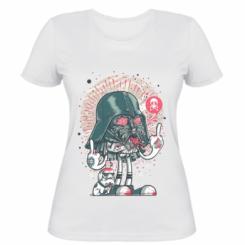 Жіноча футболка Bad Vader