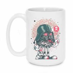 Кружка 420ml Bad Vader