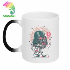 Кружка-хамелеон Bad Vader