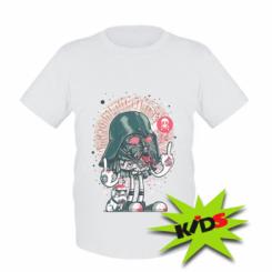 Дитяча футболка Bad Vader